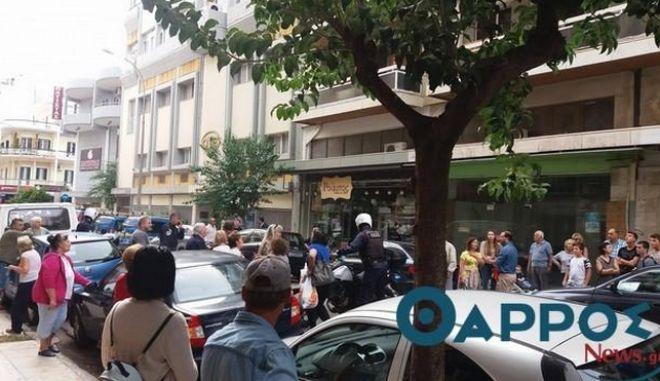 Καλαμάτα: Οικοδόμος σκοτώθηκε πέφτοντας από μπαλκόνι 5ου ορόφου
