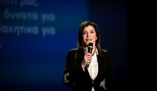Η Άννα Μισέλ Ασημακοπούλου