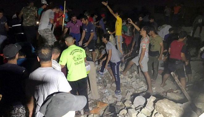 Τουλάχιστον 7 νεκροί και 22 τραυματίες από έκρηξη σε αποθήκη όπλων