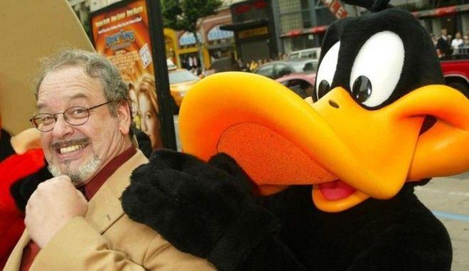 Σίγησε η φωνή του Bugs Bunny και του Daffy Duck