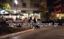 Θεσσαλονίκη: Άγριο ξύλο μεταξύ γυναικών στη μέση του δρόμου