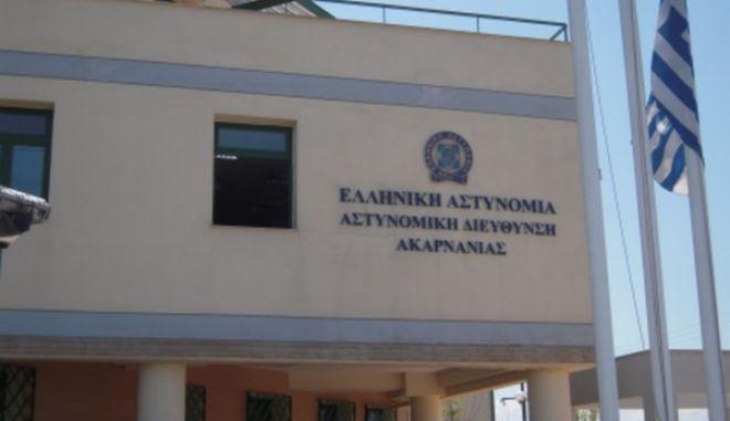 Απόδραση τριών κρατουμένων σε αστυνομικό τμήμα στο Aγρίνιο