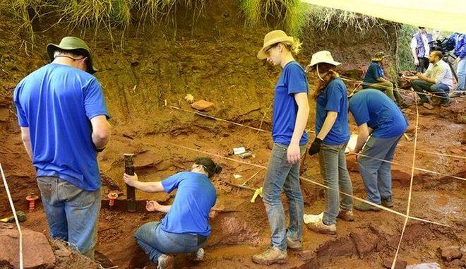 Βρήκαν ολόκληρο σμήνος πτεροσαύρων στη Βραζιλία