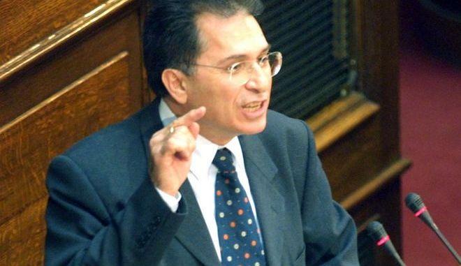 Ο πρώην υφυπουργός του ΠΑΣΟΚ, Γιάννης Ανθόπουλος
