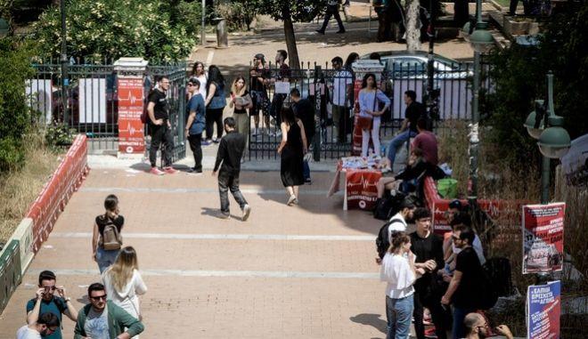 Την παραίτηση του υπευθύνου της ΔΑΠ-ΝΔΦΚ στο Πανεπιστήμιο Πατρών ζητά η ΝΔ