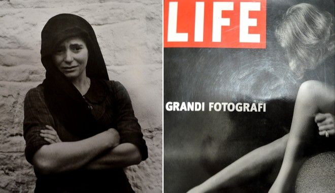 Η φωτογραφία της Μαρίας Παντίσκα είχε συμπεριληφθεί μεταξύ των καλύτερων φωτογραφιών στο συλλεκτικό τεύχος του