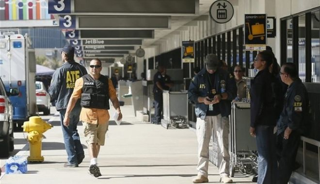 FBI: Ο ένοπλος του LAX ήθελε να σκοτώσει πολλούς