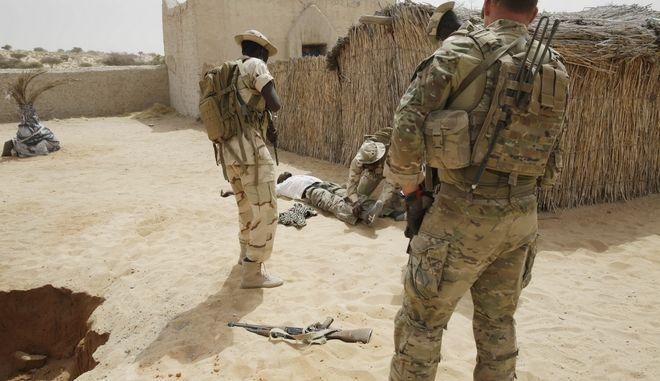 Επίθεση ενόπλων στο Τσαντ