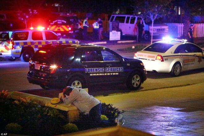 ΗΠΑ: Μακελειό σε εκκλησία στο Τσάρλεστον μετά από πυροβολισμούς