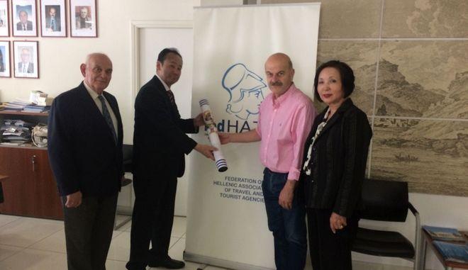 Τα ελληνικά ταξιδιωτικά γραφεία διεκδικούν για την Αθήνα, την Japan Week 2019
