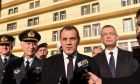 O υπουργός Εθνικής Άμυνας Νίκος Παναγιωτόπουλος