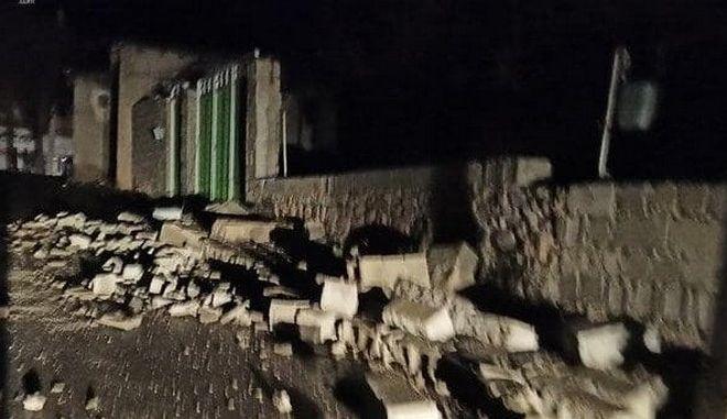 Σεισμός 5,6 βαθμών στο Ιράν