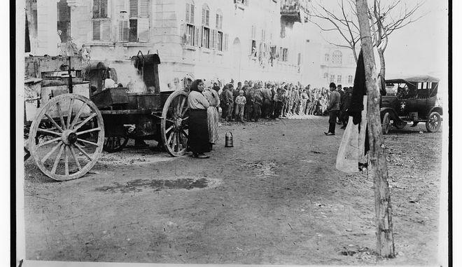 Όταν οι Έλληνες έβρισκαν καταφύγιο στο Χαλέπι της Συρίας