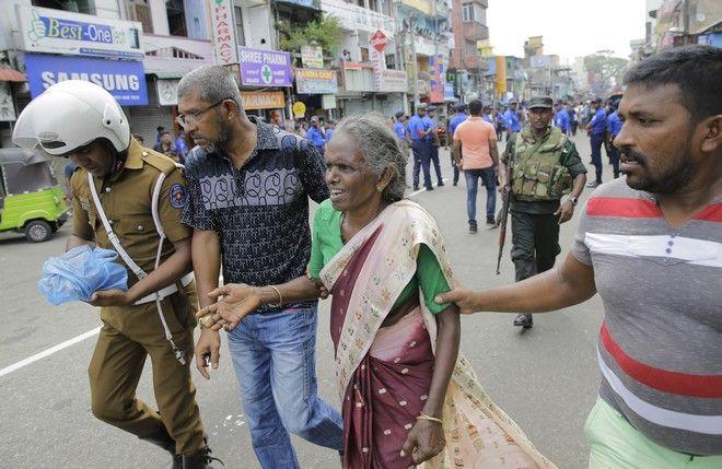 Μακελειό στη Σρι Λάνκα: Εκρήξεις σε εκκλησίες και ξενοδοχεία εν μέσω εορτασμού του Πάσχα των Καθολικών