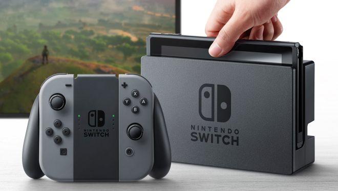 Πότε έρχεται στην ελληνική αγορά το Nintendo Switch
