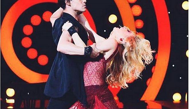 Ο Άνθιμος Ανανιάδης χορεύει στο Dancing With The Stars