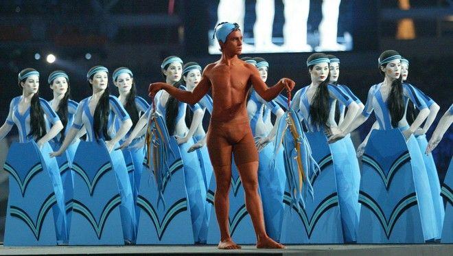 Φωτό αρχείου: Στιγμιότυπο από Ολυμπιακούς Αγώνες 2004
