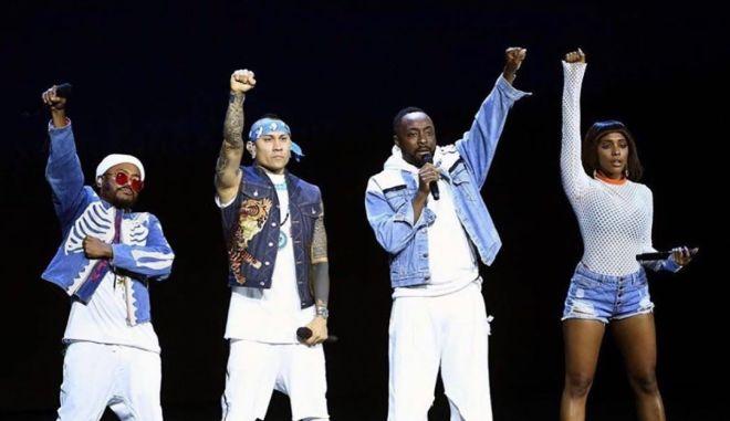 J. Rey Soul: Ποια είναι η νέα τραγουδίστρια των Black Eyed Peas