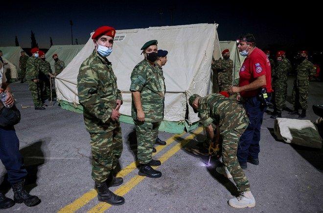 Νέος ισχυρός σεισμός 5,3 Ρίχτερ στην Κρήτη - Νύχτα αγωνίας για τους κατοίκους