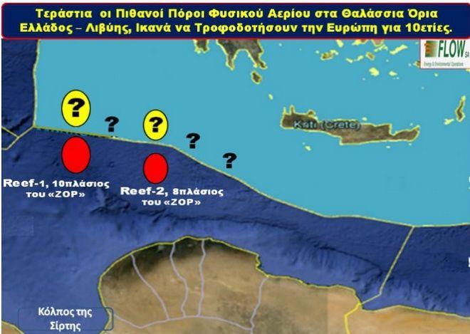 Γεωστρατηγική συμμαχία Ελλάδας - ExxonMobil για τα κοιτάσματα της Κρήτης