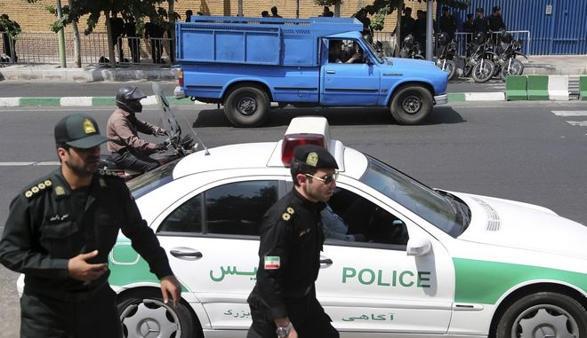 Σύλληψη Βρετανο-ιρανού στο Ιράν