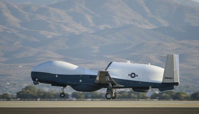 Μη επανδρωμένο αεροσκάφος MQ-4C Triton του Αμερικανικού Πολεμικού Ναυτικού
