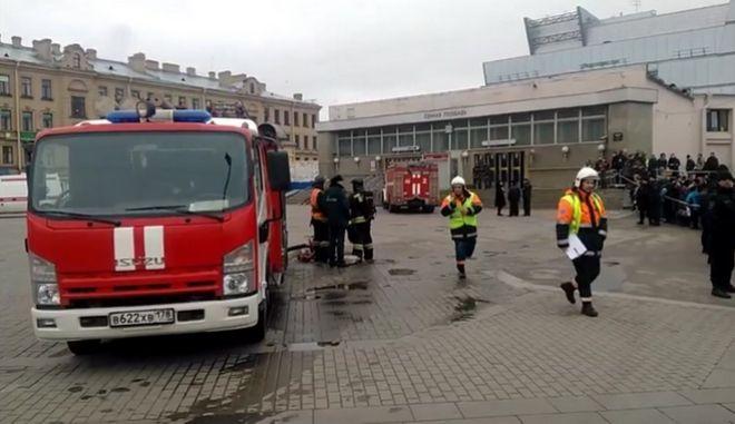 Έκρηξη στη Ρωσία: Αυτός είναι ο πιθανός δράστης της επίθεσης