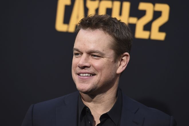 O Matt Damon