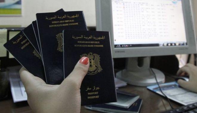 Πλαστά διαβατήρια του ISIS σε μετανάστες που πέρασαν από τη Γερμανία