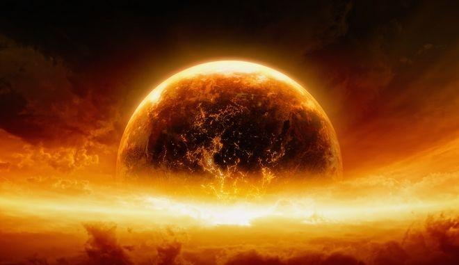 Κι όμως, σήμερα κάποιοι περιμένουν το τέλος του κόσμου