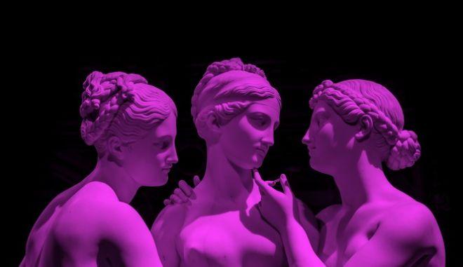 """""""The Three Graces"""", του Antonio Canova"""