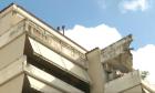 Έπεσε μπαλκόνι στο Χαλάνδρι