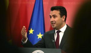 Ο πρωθυπουργός της Βόρειας Μακεδονίας Ζόραν Ζάεφ