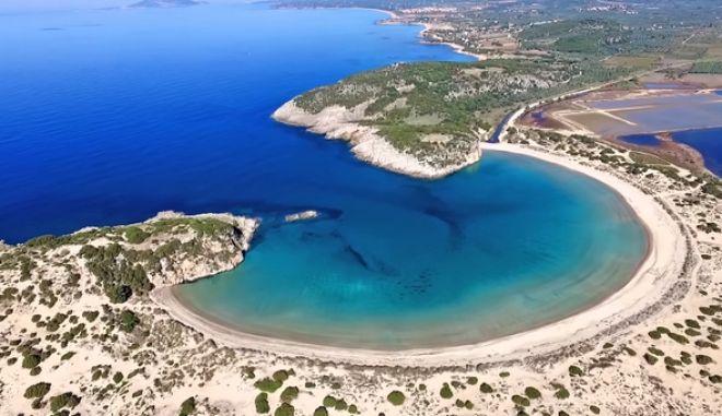 Βοϊδοκοιλιά: Βουτιά από ψηλά στο μυθικό Ω της Μεσογείου