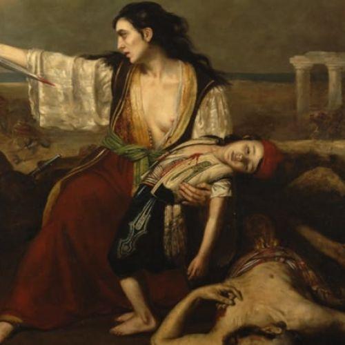 Πώς επαναστάτησαν οι γυναίκες το 1821