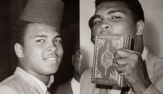 Όταν ο Κάσιους Κλέι, έγινε Μοχάμεντ Άλι