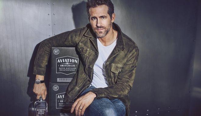 Ο Ryan Reynolds αγόρασε το 'καλύτερο τζιν του κόσμου'