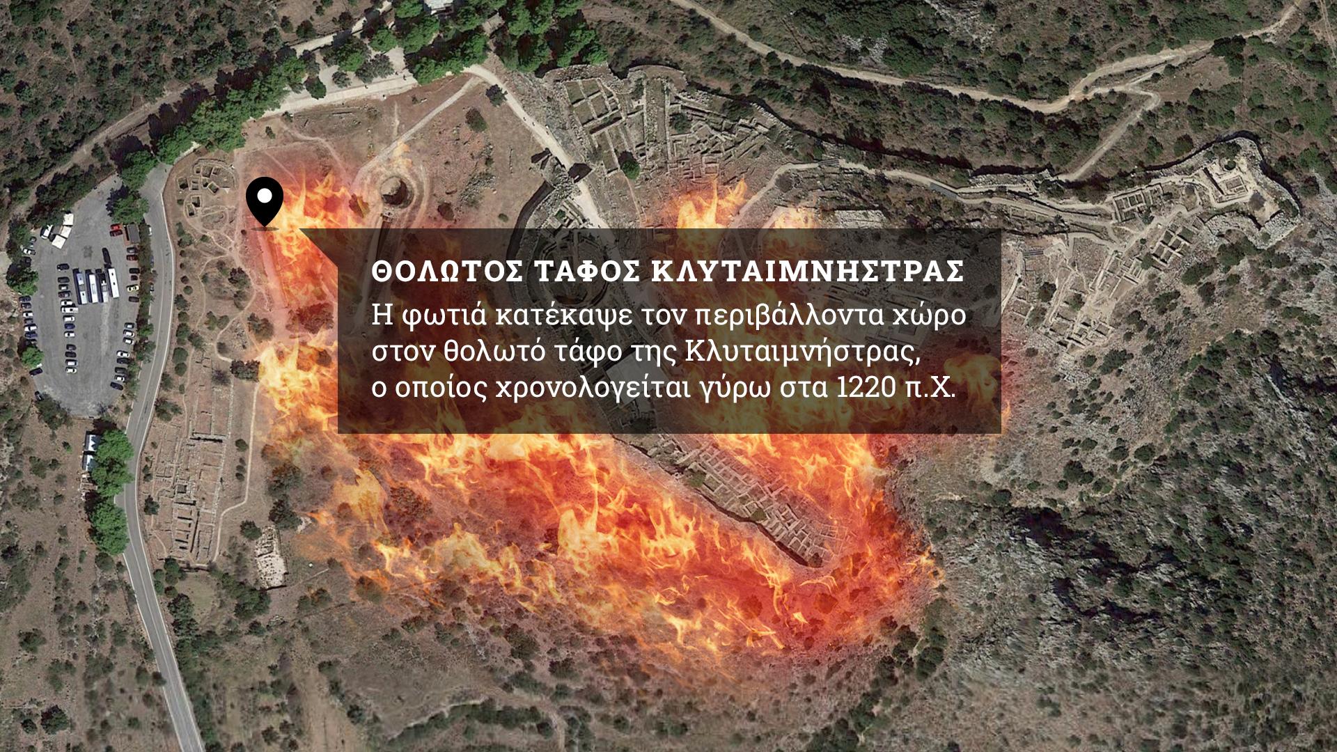 Το NEWS 24/7 στις Μυκήνες: Μνημείο Πολιτιστικής Κληρονομιάς ή μνημείο ανευθυνότητας;