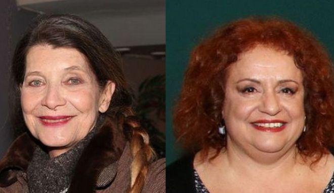 """Αιμιλία Υψηλάντη και Ελένη Κοκκίδου στους """"Πεζούς στον Αέρα"""" με την Ιωάννα Κλεφτόγιαννη"""