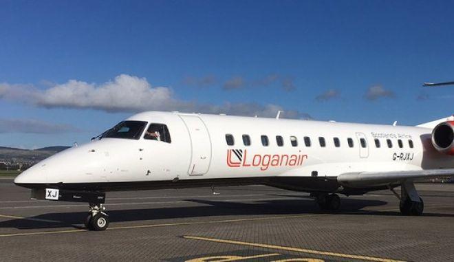 Αεροσκάφος της Loganair