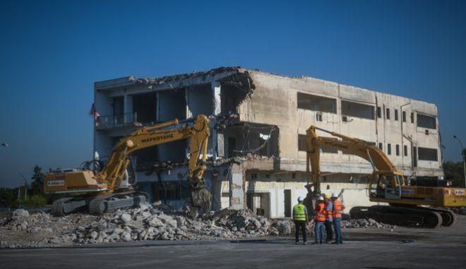 Ελληνικό: Ξεκίνησαν οι εργασίες - Ποια είναι τα έργα της πρώτης πενταετίας