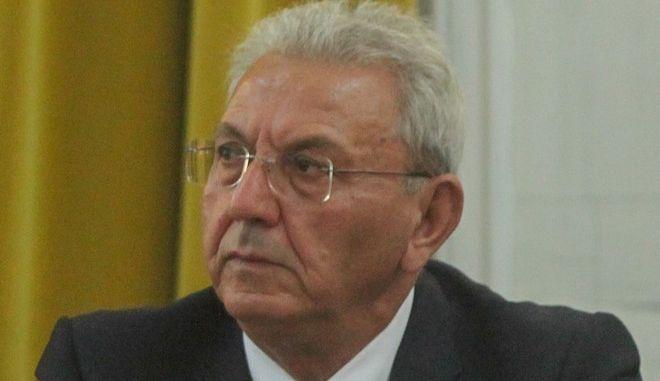 Ο πρόεδρος της Ένωσης Εισαγγελέων Ελλάδος Ελευθέριος Μιχαηλίδης