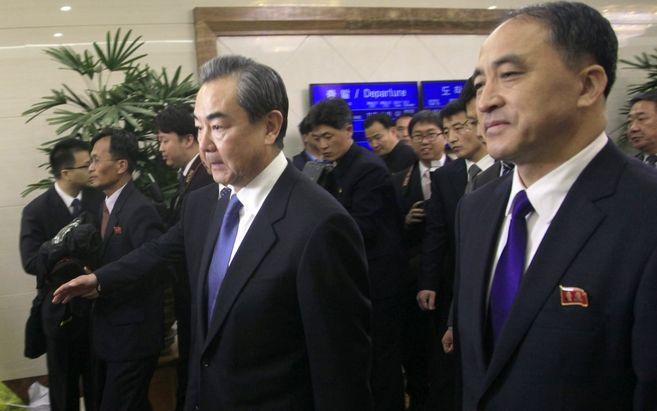 Πρώτη επίσκεψη Κινέζου ΥΠΕΞ εδώ και 11 χρόνια