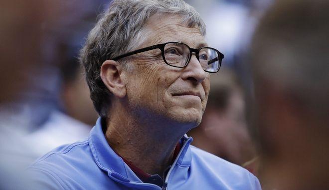 O συνιδρυτής της Microsoft, Μπιλ Γκέιτς