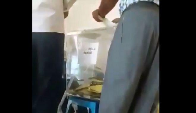 Εκλογές στην Τουρκία: Εν ψυχρώ νοθεία στην επαρχία Urfa