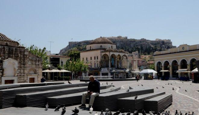 Κορονοϊός στην Αθήνα