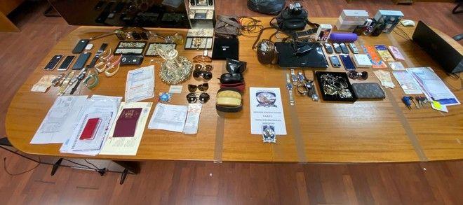 Εξαρθρώθηκε εγκληματική οργάνωση διαρρηκτών που δρούσε σε Αττική και Θεσσαλονίκη