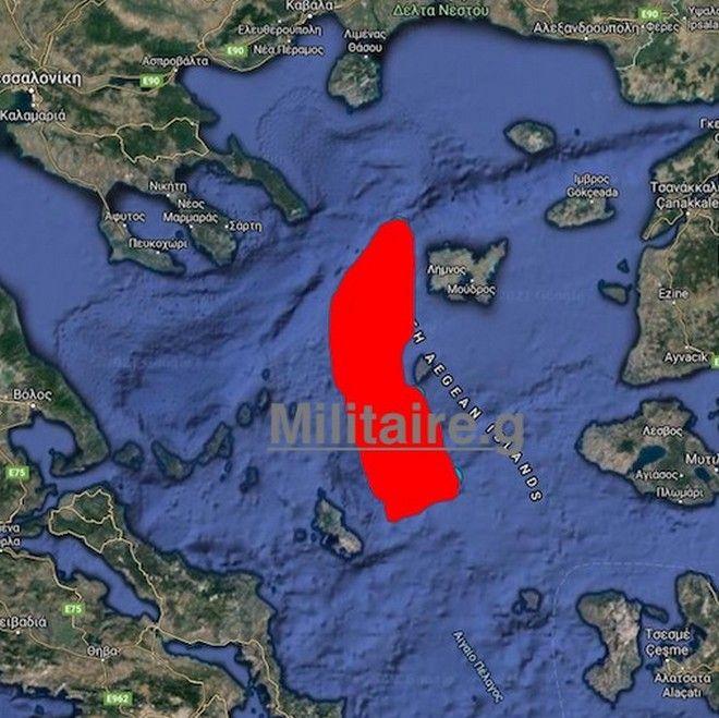 Τουρκία: Βγάζει στο Αιγαίο το Cesme μέχρι τις 2 Μαρτίου