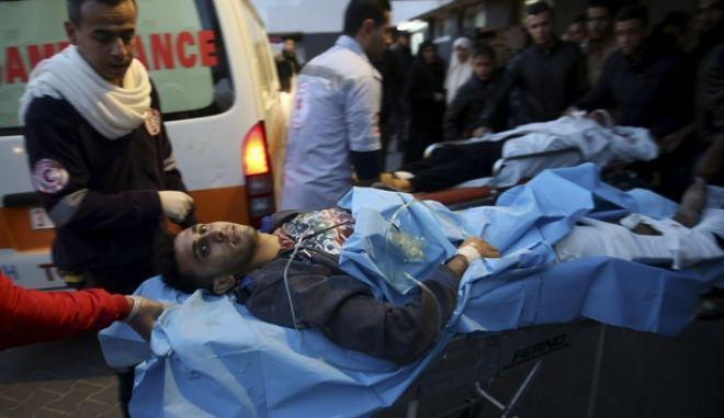 Τραυματίας από τη διαδήλωση της Παρασκευής 11 Ιανουαρίου