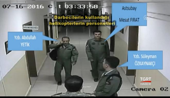 Προπαγανδιστικό βίντεο για τους 8 εκζητούμενους έδωσαν στη δημοσιότητα οι Τούρκοι